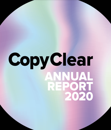 CopyClear Annual Report 2020