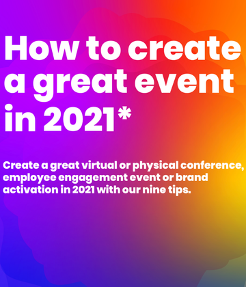 FUEL HQ: 9 Tips to Create a Great Event