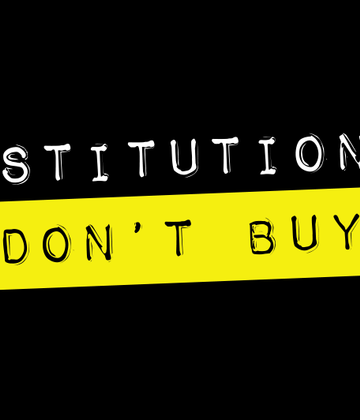Persuasion Republic - We don't buy it