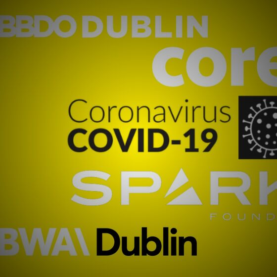 Acknowledging clients & agencies supporting the HSE's COVID-19 response