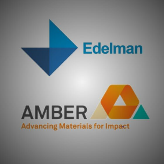 Edelman help Amber Research Centre launch digital learning platform