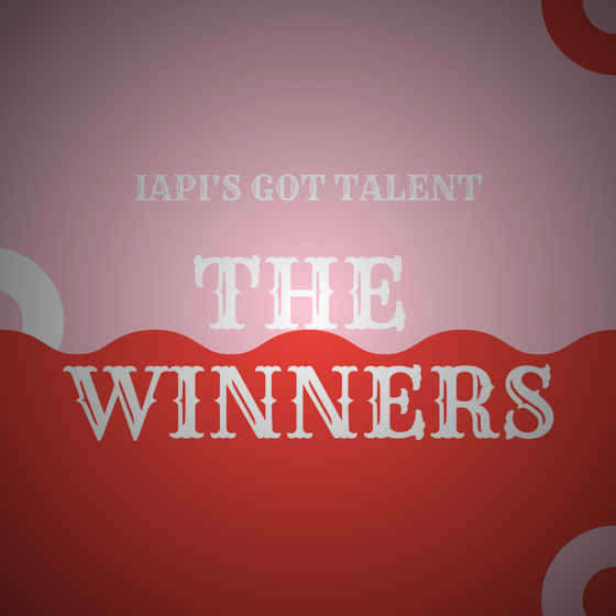 IAPI's Got Talent - Winners Announced
