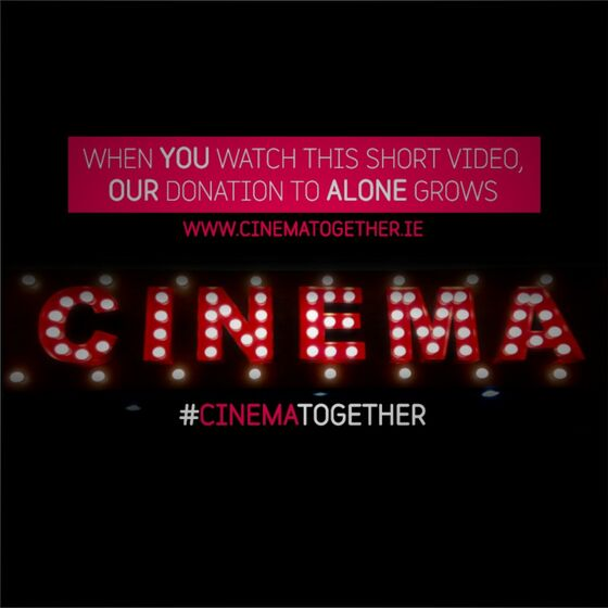 Cinema Together launches with ALONE