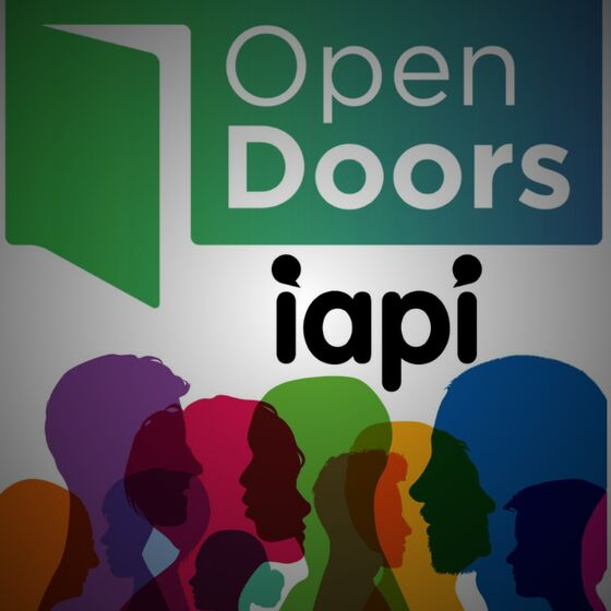 Open Doors & IAPI complete Break Into Advertising Training