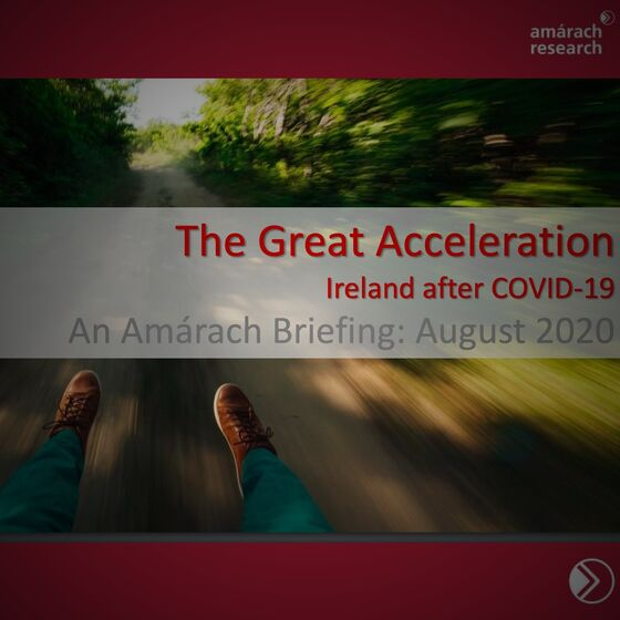 Amárach Research & 'The Great Acceleration'