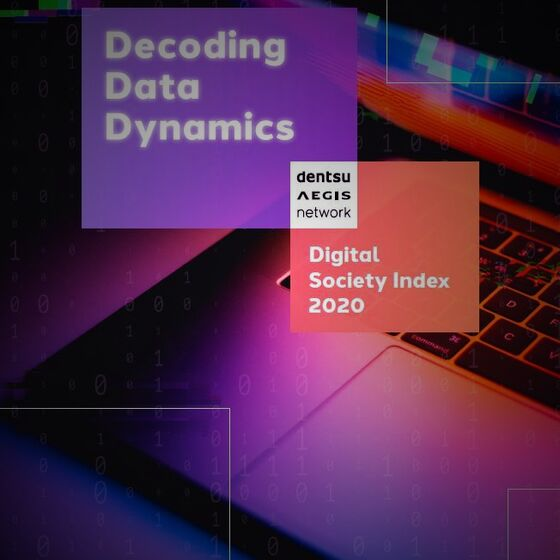 'Decoding Data Dynamics', a report from Dentsu Aegis Network