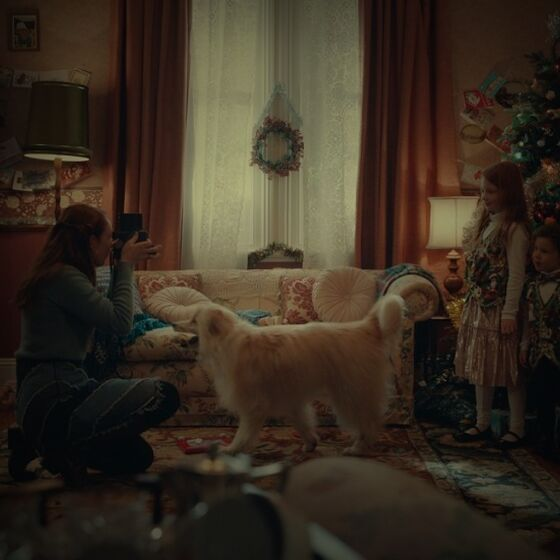 Three celebrates the magic of family connections this Christmas