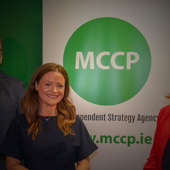 MCCP wins Grand Prix at the Marketing Society Research Excellence Awards