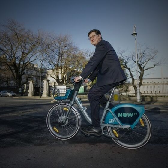 NOW TV dublinbikes to launch 'e-dublinbikes' hybrid electric option