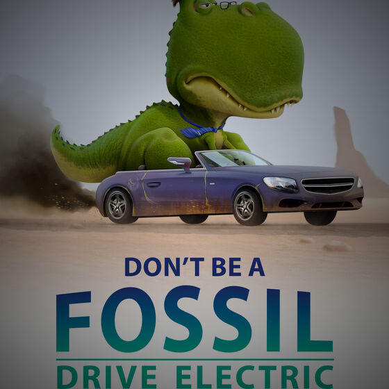 TBWA\Dublin Create Jurassic Themed Campaign for SEAI