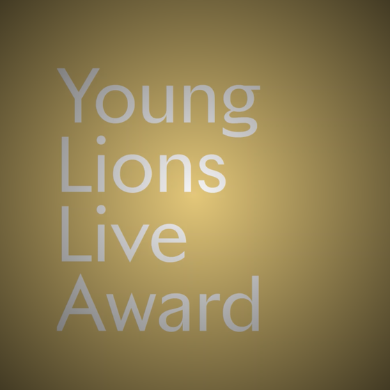 Young Lions Live Award - Open for Entries!