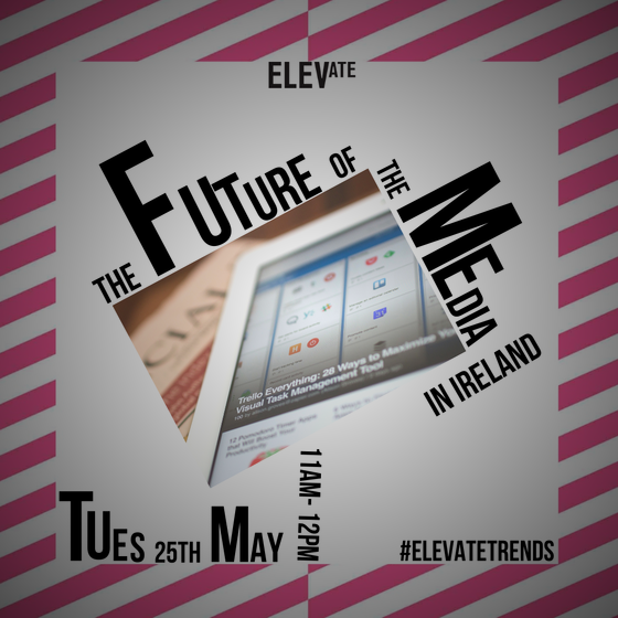 Elevate PR Hosts 'The Future of the Media' webinar