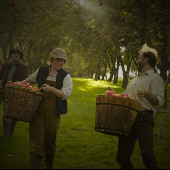 Magners Irish Cider campaign by Goosebump rolls out across the UK