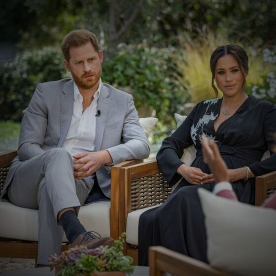 Core Report - Oprah interview with Meghan and Harry most-watched TV show in Ireland this year
