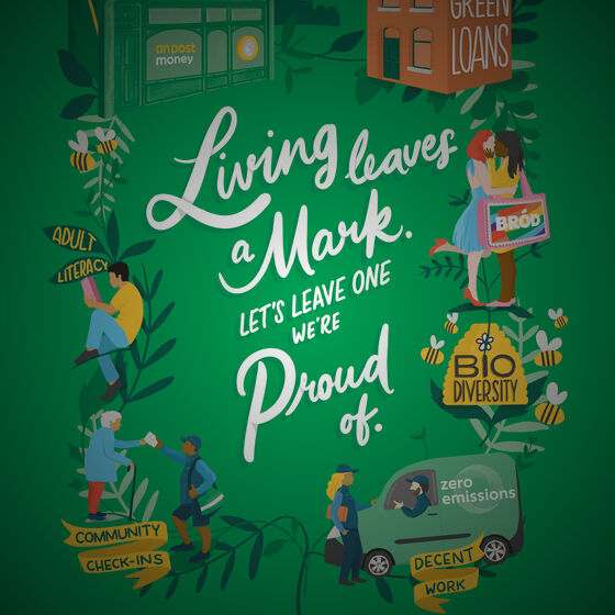 New Campaign from An Post highlights leadership position in building a sustainable Ireland