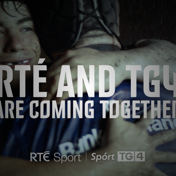 TBWA\Dublin Comes Together with RTÉ & TG4 to Launch the United Rugby Championship